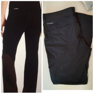 Columbia Omni-Shield Roll Cuff Hiking Pants